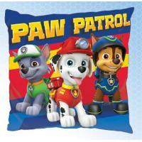 Povlak na vankúšik Paw Patrol micro , Barva - Modrá , Velikost - 40x40