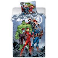 Povlečení Avengers Agenti S.H.I.E.L.D. , Barva - Barevná , Rozměr textilu - 140x200