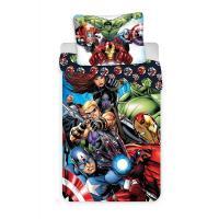 Obliečky Avengers Marvel , Barva - Barevná , Rozměr textilu - 140x200
