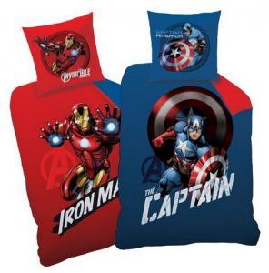Obliečky Avengers obojstranné , Rozměr textilu - 140x200