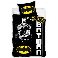 Povlečení Batman Strážce noci , Barva - Čierna , Rozměr textilu - 140x200