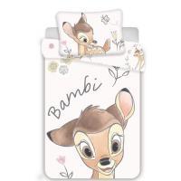 Povlečení do postýlky Bambi baby , Barva - Biela , Rozměr textilu - 100x135