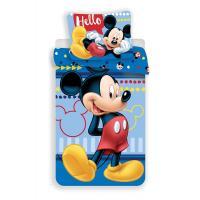 Povlečení Mickey Hello