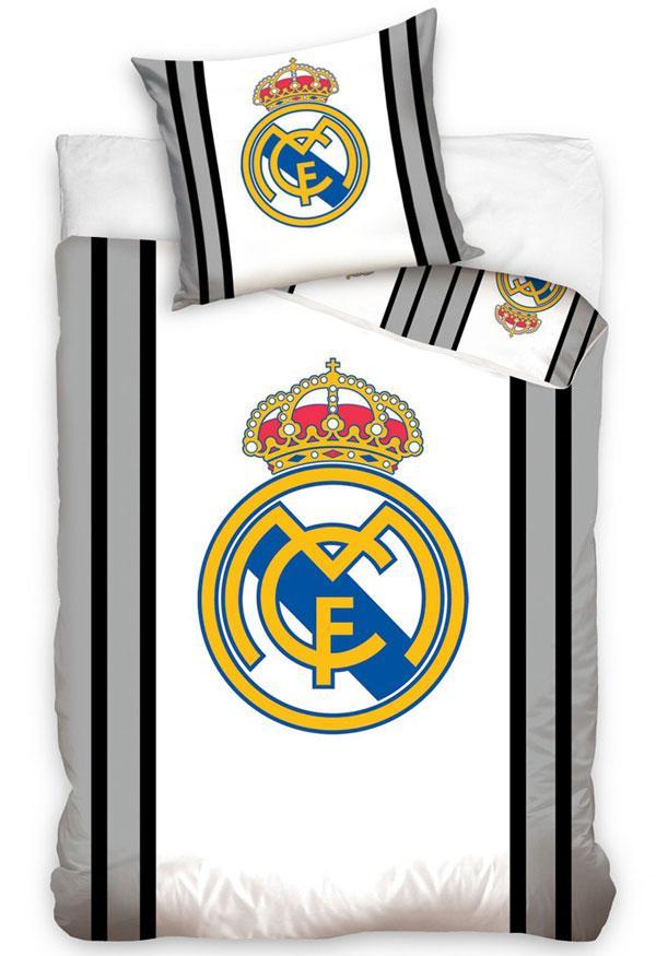 83011346fcada detské obliečky Real Madrid , Barva - Biela | Nákupy Deťom SK