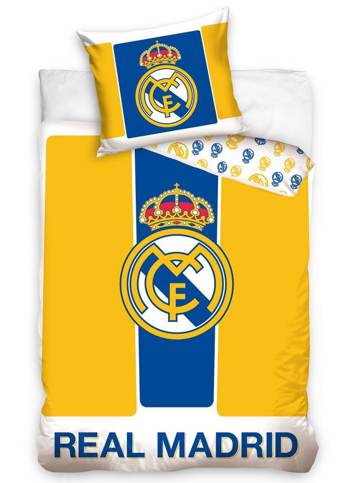 56d2bf616 futbalové obliečky real madrid , Rozměr textilu - 140x200 , Barva ...