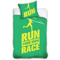 Obliečky Run Race