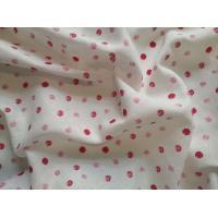 Látková plena s potiskem Kaňky , Barva - Ružová , Rozměr textilu - 70x70
