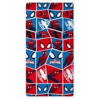 Prostěradlo Spiderman Marvel , Barva - Červeno-modrá , Velikost - 90x200cm