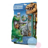 PSACÍ SOUPRAVA Hodný Dinosaurus 5-dílná , Barva - Zelená