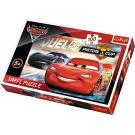 PUZZLE Cars 3 - 100 dielikov , Barva - Barevná