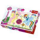 Puzzle My Little Pony 60 dielikov , Barva - Barevná