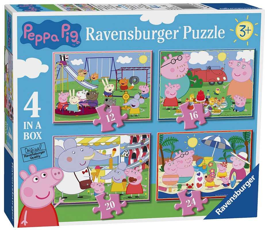 489a6c025 dětské puzzle peppa pig | Nákupy Deťom SK
