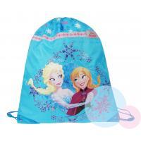 Vrecko Frozen Disney , Barva - Světlo modrá