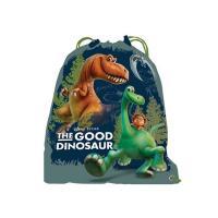 Vrecúško na prezuvky Hodný Dinosaurus , Barva - Modrá