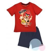 Pyžamo ANGRY BIRDS , Barva - Modro-červená , Velikost - 104