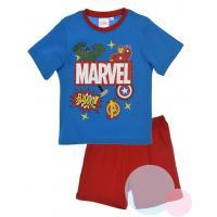 Pyžamo Avengers , Barva - Modrá , Velikost - 104