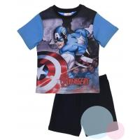 Pyžamo Avengers , Barva - Tmavo modrá , Velikost - 116
