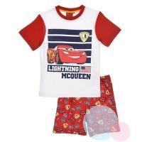 Pyžamo Cars Disney , Barva - Červená , Velikost - 98