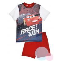 Pyžamo Cars , Barva - Červená , Velikost - 98