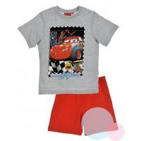 PYŽAMO CARS , Barva - Šedo-červená , Velikost - 98