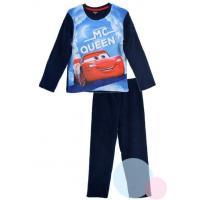 PYŽAMO CARS fleec , Velikost - 98 , Barva - Tmavo modrá