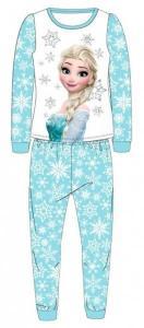 Pyžamo Frozen Elsa , Barva - Modrá , Velikost - 98