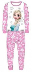 Pyžamo Frozen Elsa , Barva - Ružová
