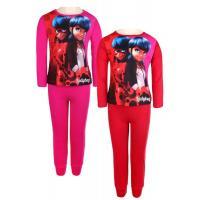 Pyžamo Kouzelná Beruška , Velikost - 104 , Barva - Červená