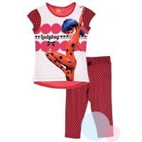 Pyžamo Kouzelná Beruška , Barva - Červená , Velikost - 104