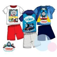 Pyžamo Mašinka Tomáš , Velikost - 104 , Barva - Tmavo modrá