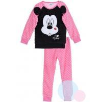 Pyžamo Mickey fleec , Velikost - 116 , Barva - Ružová