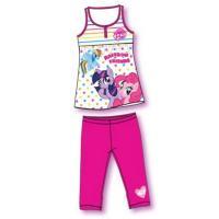 Pyžamo My Little Pony , Barva - Tmavo ružová , Velikost - 104