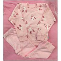 Pyžamo Mia , Velikost - 122 , Barva - Svetlo ružová