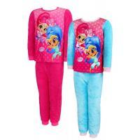 Pyžamo SHIMMER AND SHINE fleec , Velikost - 98 , Barva - Ružová