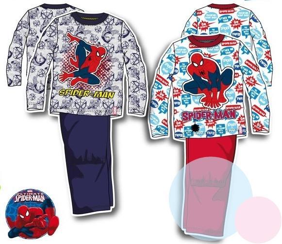 fd8e557597a detské pyžamo spiderman Velikost 104