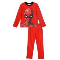 Pyžamo Spiderman , Velikost - 116 , Barva - Červená