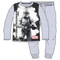 Pyžamo Star Wars , Barva - Svetlo šedá , Velikost - 128