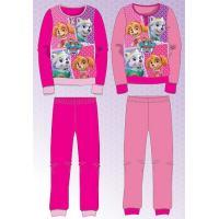 Pyžamo Paw Patrol , Barva - Tmavo ružová , Velikost - 98