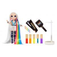 Rainbow High Vlasové studio s panenkou , Barva - Barevná