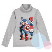 Rolák Avengers Kapitán Amerika , Barva - Šedá , Velikost - 104