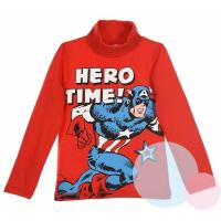Rolák Avengers Kapitán Amerika , Barva - Červená , Velikost - 104