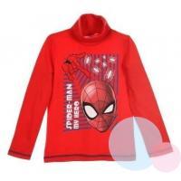 Rolák Spiderman , Barva - Červená , Velikost - 98