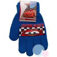 Rukavice Cars , Velikost - Uni , Barva - Modrá