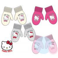 Rukavice Hello Kitty baby , Barva - Ružová