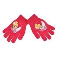 rukavice Cililing , Barva - Malinová
