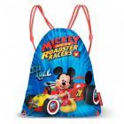 Pytlík na přezůvky Mickey , Barva - Modrá