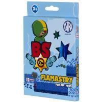 FIXY BRAWL STARS 12 ks , Barva - Světlo modrá