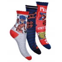 PONOŽKY KOUZELNÁ BERUŠKA 3ks , Velikost ponožky - 23-26