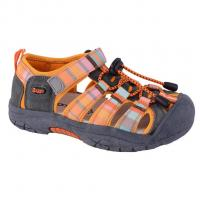 Sandále Buggy , Velikost boty - 35 , Barva - Oranžová