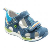 Sandále Buggy , Velikost boty - 26 , Barva - Modrá